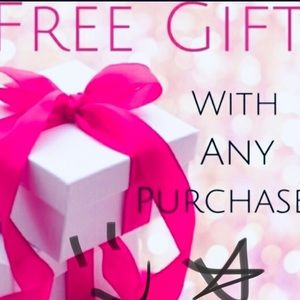 🎁🎁FREE Gift(s) with ⬇️ Every Purchase🎁Plus ⬇️